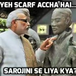 Modi's China visit – Sarojini merchants exporting to China