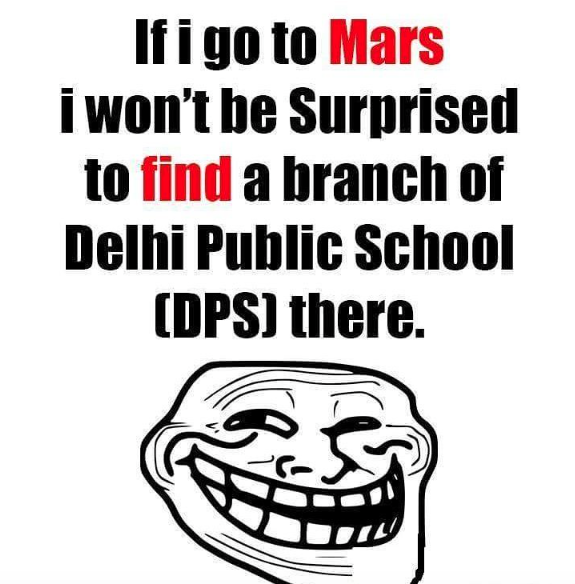 Funny Memes For Kids About School : Dps school branches funny meme jokofy pictures