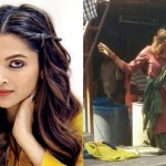 Shabby Deepika Padukone! Actress goes unrecognizable on the sets of her new movie