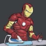 The IRON Man D