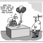 This is how we put data on Cloud?