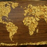 World Map of Chips