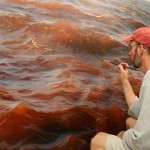 Realistic Sea Painting – Awesome Creativity
