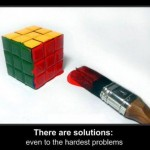 Hard Problems, Simple Solution