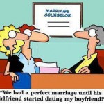 Perfect married life, until…