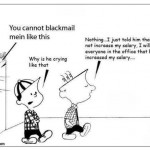 Funny Cartoon – How to get Hike in Salary
