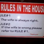 Rules in the House