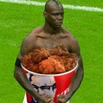 The reason behind Balotelli's body – Kfc