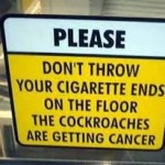 Cigarette and Cancer