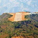 You won't believe this, an airport in Shimla