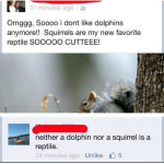 The best comment on Facebook – general knowledge at its best
