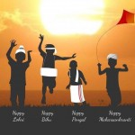 We wish you a happy Lohri, Bihu, Pongal and MakarSakranti