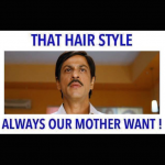 Mom's favourite hairstyle for their kids