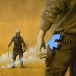 Facebook – the biggest and the most dangerous social media weapon