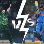 India vs Pakistan – clash of the titans