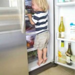 We behave like kids when we find food missing from the fridge