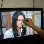 That aww moment when you feel sad seeing someone crying on tv