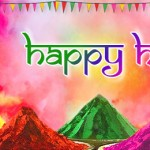We wish you all Happy Holi 2015