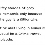 50 shades of grey and its mysteries