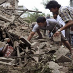 Please pray for the Nepal Earthquake sufferers