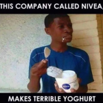 Please explain him the actual usage of nivea