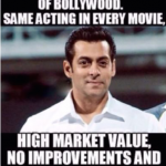 Salman Khan and I phone similarities