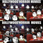 Bollywood vs Hollywood – horror movies