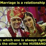 Fact about the relationship called marriage