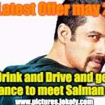 Salman Khan offer from Government of India