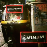 This proves that India is developing –  eminem