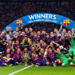FC BARCELONA – Winners UEFA CHHAMPIONS LEAGUE 2015