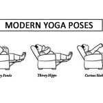 Some exciting modern yoga poses