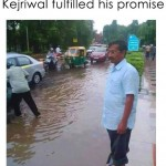 Delhi CM Arvind Kejriwal fulfills his promise of free water
