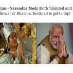 Similarities in Mahabharat and Indian Politics – 5
