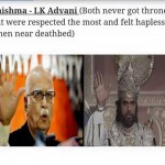 Similarities in Mahabharat and Indian Politics – 6