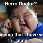 Cute and funny fat child meme