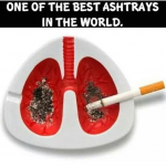 One of the best ashtrays in the world