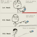 how to handle your phone – funny meme