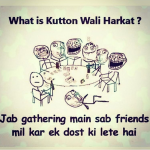 Friends gathering kutton wali harkat – mind blowing