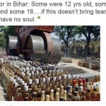 12, 15 and 18 years old killed brutally in Bihar – terror image