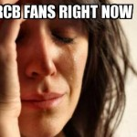 RCB fans right now after losing IPL 2016