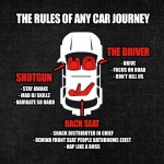 The rules of any car journey