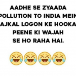 Major reason behind Pollution these days – hookah and cigarette