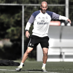 zinedine zidane coaching real madrid