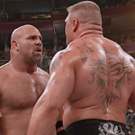 goldberg vs brock lesnar for wwe survivor series 2016